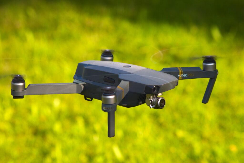 Drohne DJI Marvic pro